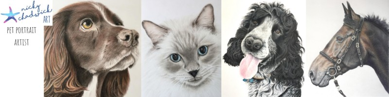Pet Portrait Art